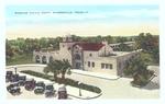 Missouri Pacific Brownsville Depot Public domain pictures - 6363N