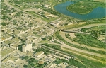 Brownsville downtown aerial - S45862 by Walcott & Mothershed Inc.