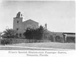 Pensacola Frisco station