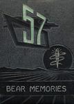 PSJA High School Yearbook, 1957