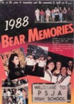 PSJA High School Yearbook, 1988