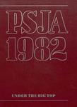 PSJA High School Yearbook, 1982