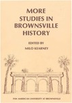 More studies in Brownsville history
