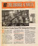 Orange & white - June 1995
