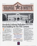 Orange & white - Fall 1997 by University of Texas at Brownsville and Texas Southmost College