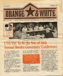 Orange & white - Spring 1998 by University of Texas at Brownsville and Texas Southmost College