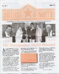 Orange & white - Spring 1999 by University of Texas at Brownsville and Texas Southmost College
