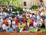 Orange & white - Summer/Fall 2014 by University of Texas at Brownsville