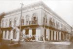 Yturria merchant building, Abasolo and Sixth street in Matamoros, Mexico
