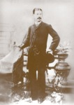Portrait of Daniel Yturria