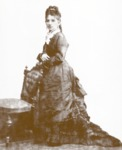 Portrait of Isabel Yturria Dominguez, age 16